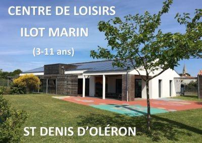 Une année riche en activités au Centre de Loisirs Ilot Marin