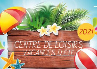 Début d'été au Centre de Loisirs Ilot Marin